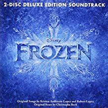 Disney's Frozen - Music from the Motion Picture (Deluxe)