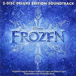 Frozen 2 Disc Deluxe Edition Soundtrack