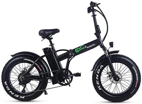 MEICHEN EUR Stock Fat Tire 2 Rueda de Bicicleta eléctrica 500W ...