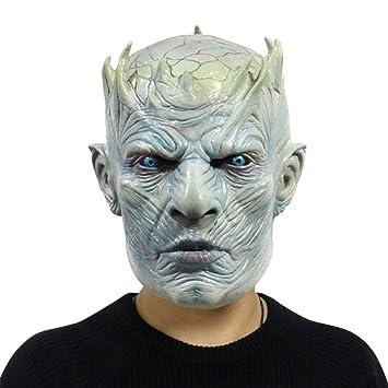 LJMJ Máscara de Novedad de Halloween Juego de Tronos Nights King ...