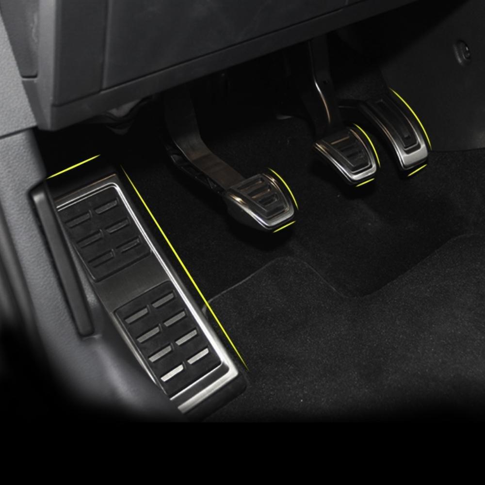 ICT Valvetronix MT Pedal Sportpedale Caps Footrest