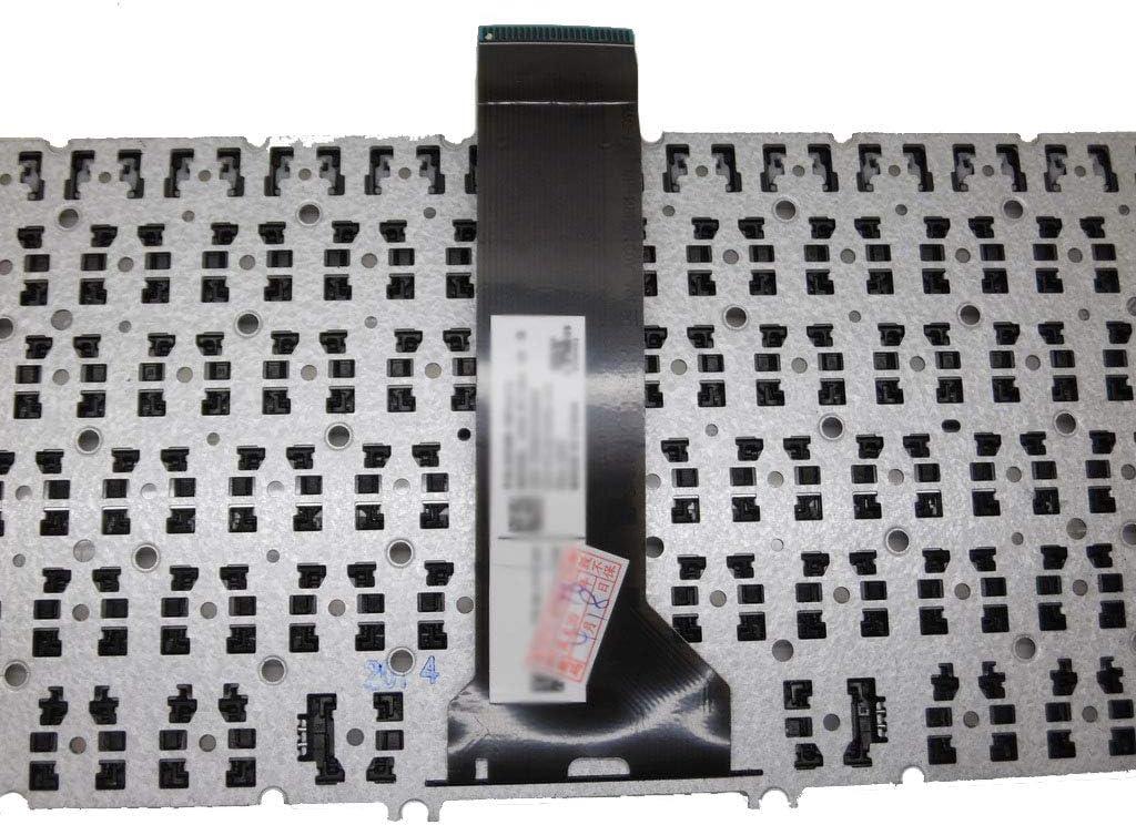 Laptop Keyboard for ACER for Aspire V5-122 V5-122P V5-132 132P V13 V3-371 E11 E3-112 E3-111 English US White Without Frame