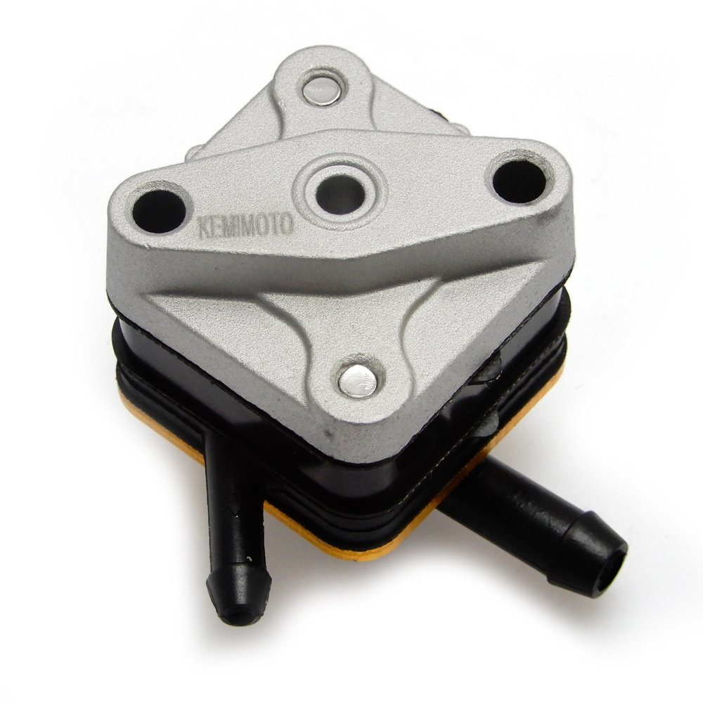 18-7350 Fuel Pump Compatible with Johnson Evinrude Outboards 6hp 9.9hp 15hp Pre 1993 397839 397274 395091 391638 Mallory 9-35350