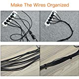 OneLeaf Cable Ties 24 Inch Heavy Duty Zip Ties with