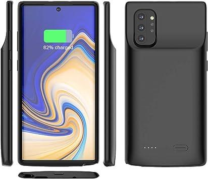 Compatible con Samsung Galaxy Note 10+ Funda Bateria, 6000mAh ...