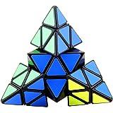 MagiDeal 4x4 Pyramid Speed Twist Magic Cube Pyraminx Triangle Puzzle Game Kids Developmental Brain Teasers Toy Gifts