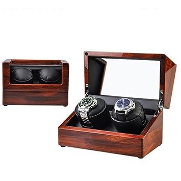 K-Y Cajas giratorias Caja para Relojes Reloj automático de la Caja de Reloj automático de la ...
