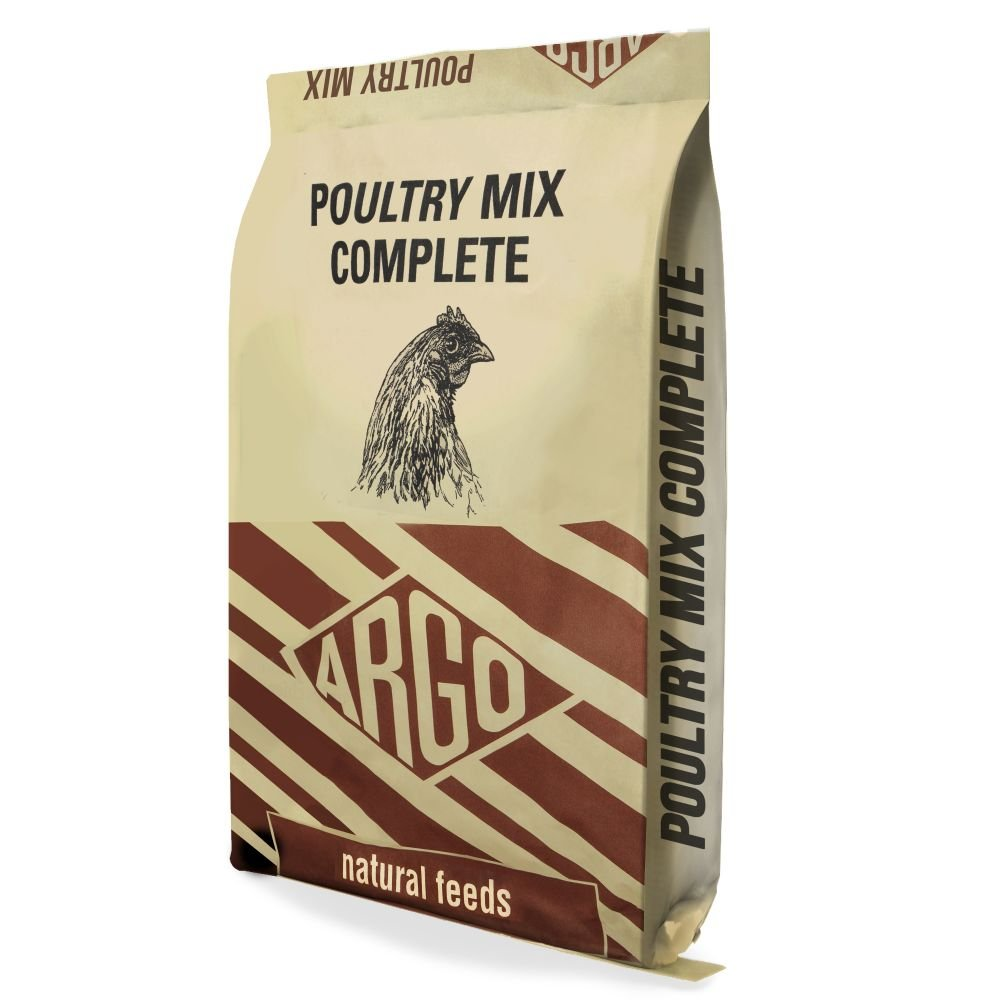 Argo Poultry Mix Complete (15kg)