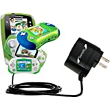 AC wall charger power supply adapter for the Leapfrog LeapPad Explorer / Leapster / Leapster2 / TAB / DIDJ / L Max