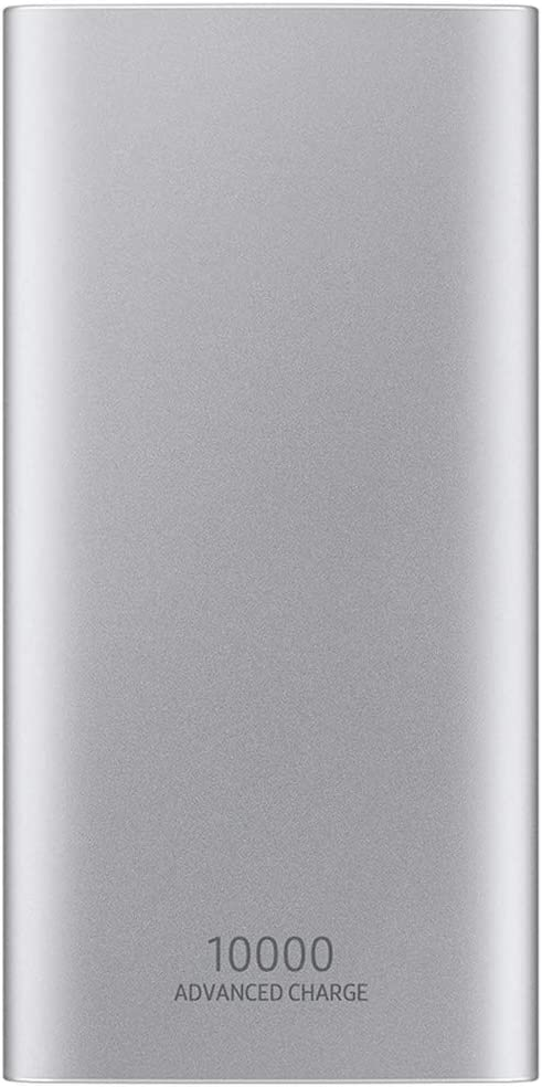 Koojawind Caricabatterie Portatile 10000 mAh Power Bank per Tutti I Telefoni Cellulari Dual USB di Ricarica Portatile Esterno