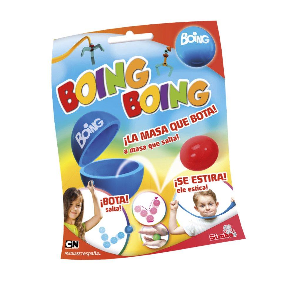Boing Simba Masa Que Bota Sobre Sorpresa Simba Toys 9414995 botadora brilla