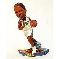 Denver Nuggets Carmelo Anthony White Jersey LE Bobblehead photo
