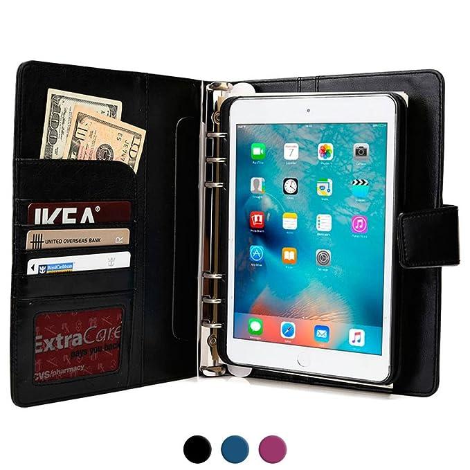 Funda para Apple iPad Mini 4 con cuaderno, COOPER FOLDERTAB Carcasa ...