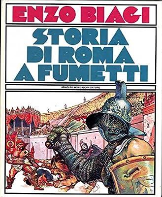 Risultati immagini per storia di roma a fumetti