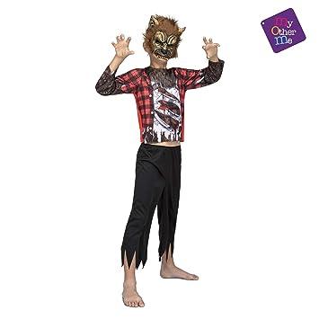 My Other Me-Lobo Halloween Disfraz, multicolor, 10-12 años (205336 ...
