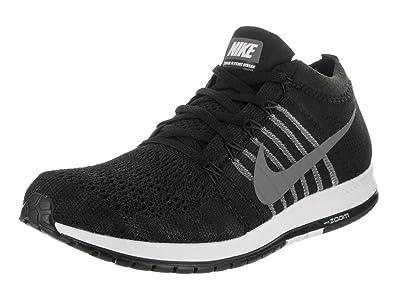 9fb461feded8d Nike Unisex Flyknit Streak Black Running Shoe 9.5