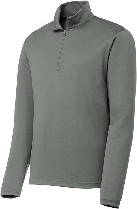 DRIEQUIP Ladies Moisture Wicking 1//2-Zip Stretch Pullover Sweatshirts in XS-4XL