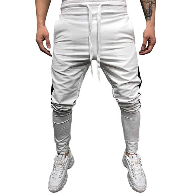 Hombre forh Pantalones Chándal para Chándal Pantalones de deporte ...