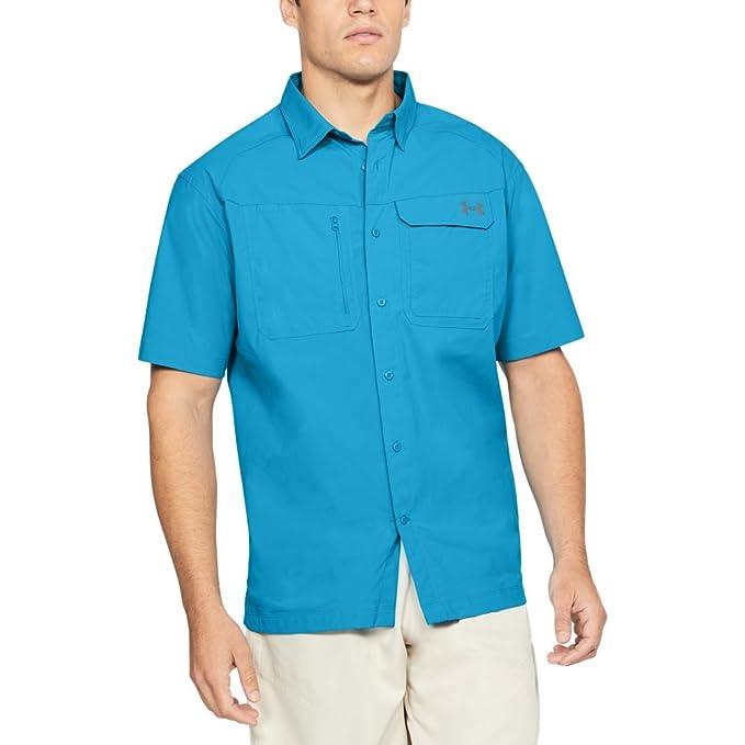 Amazon.com: Under Armour, camisa de manga corta tipo ...