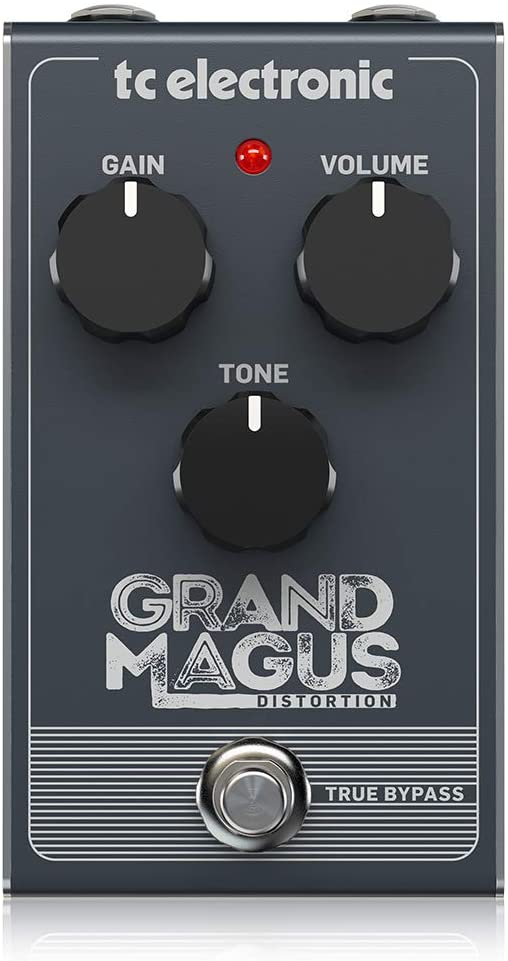 TC Electronic Grand Magus Distortion (GRANDMAGUSDISTORTION)