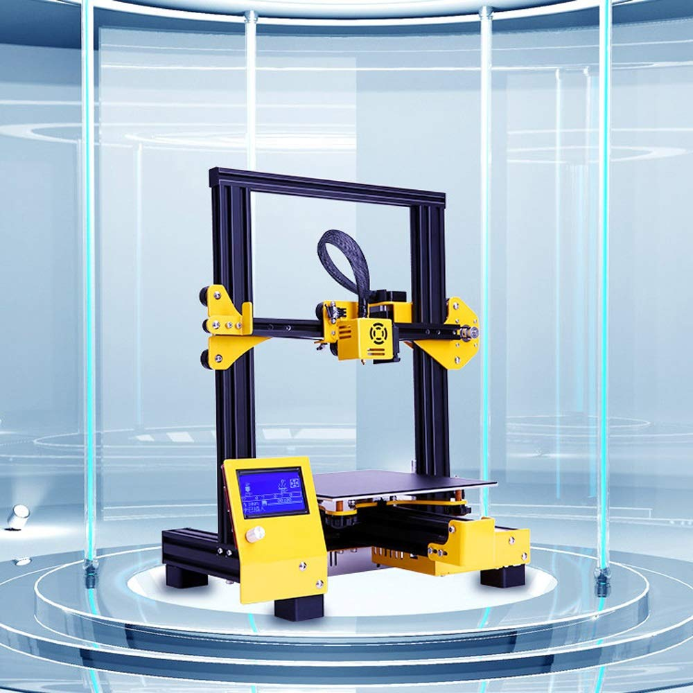 Amazon.com: Z.H.QQHZ 3D Printer 3D Printer DIY Kit Full ...