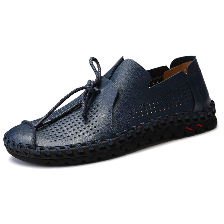 1-bluee Moodeng Women's Slippers Anti-Slip Lightweight Soft Cotton Slippers Slip-on House shoes