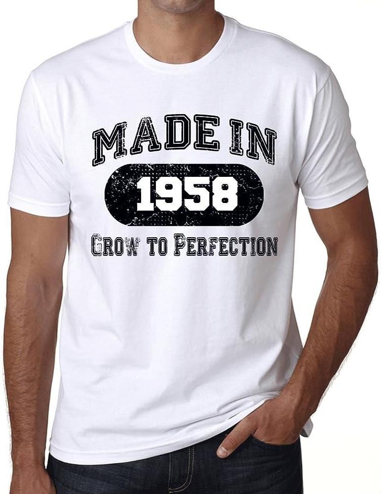 One in the City 1958, Camiseta cumpleaños Hombre, Regalo Hombre, Camiseta Regalo