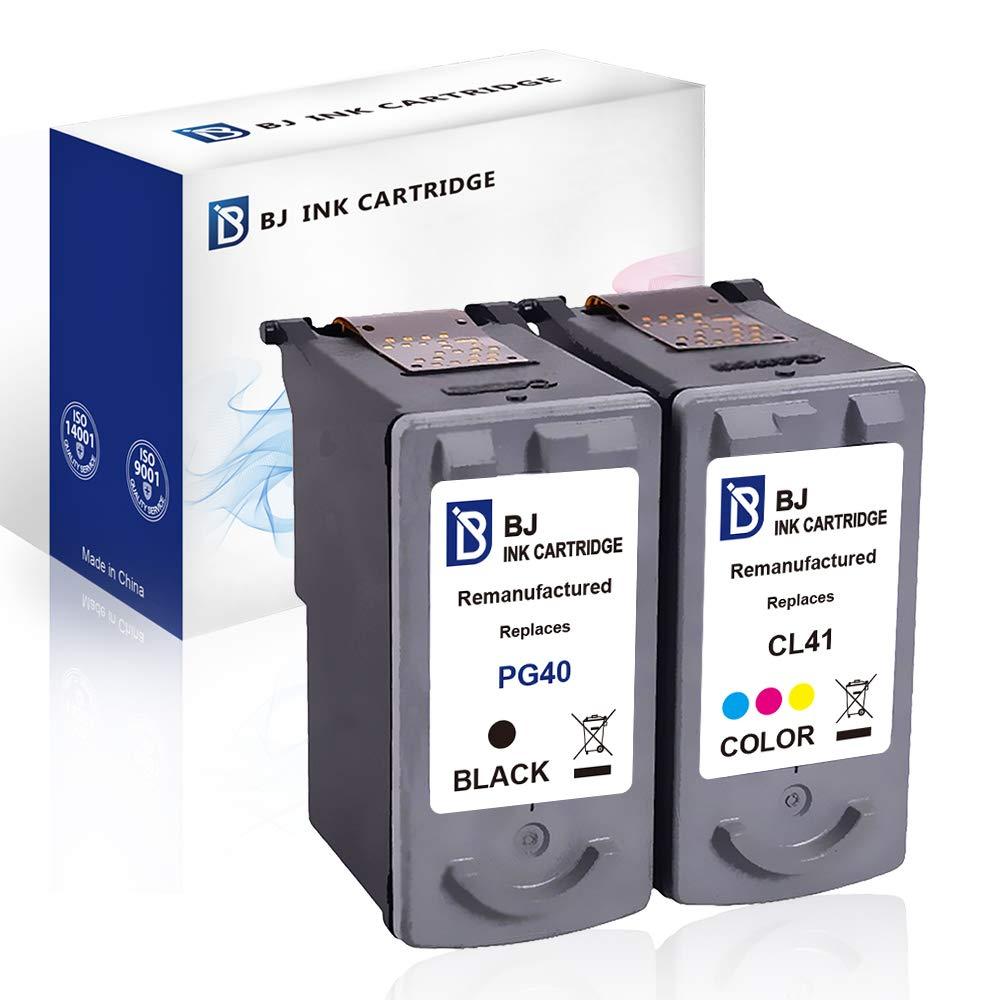 BJ - Cartucho de Tinta de Repuesto para Canon PG-40 CL-41 para ...