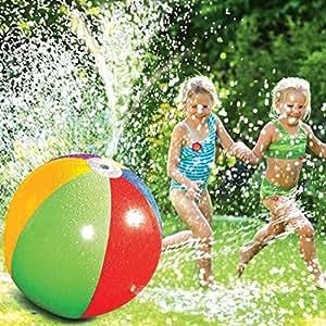 Amazon.com: Suines - Pelota hinchable de verano para niños ...