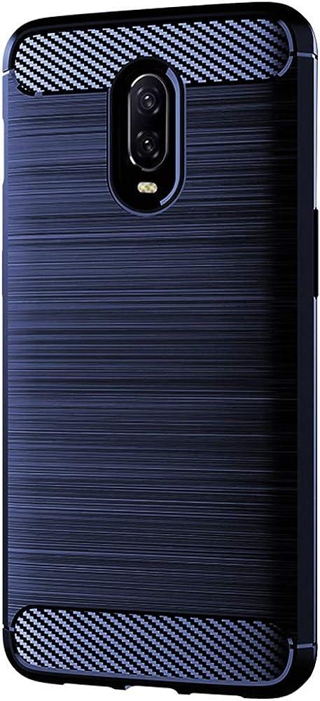 Funda OnePlus 6T Carcasa Silicona Suave Ultra-Delgado Anti-Choque ...