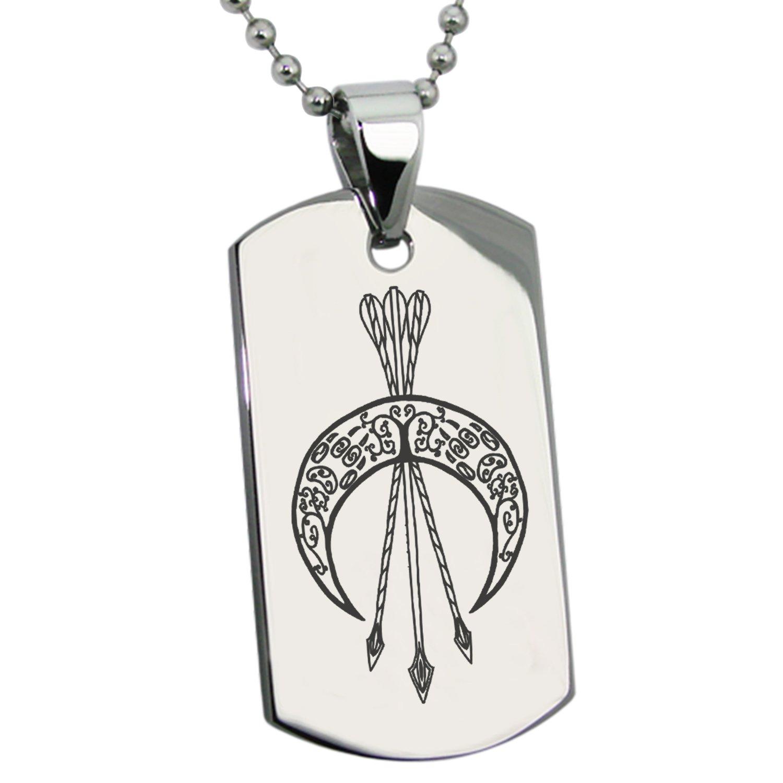 Amazon Com Tioneer Stainless Steel Artemis Greek Goddess Of