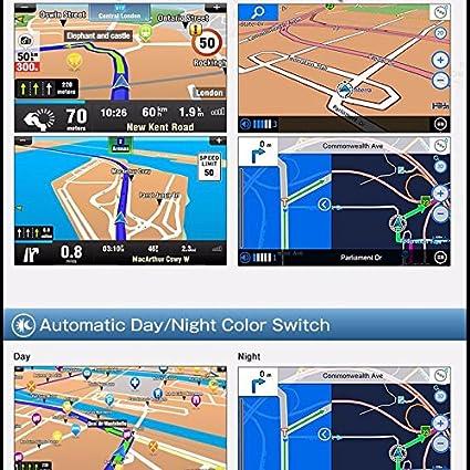 Quanmin Newest Sygic GPS Map Card 8Gb SD/TF Card USA Canada