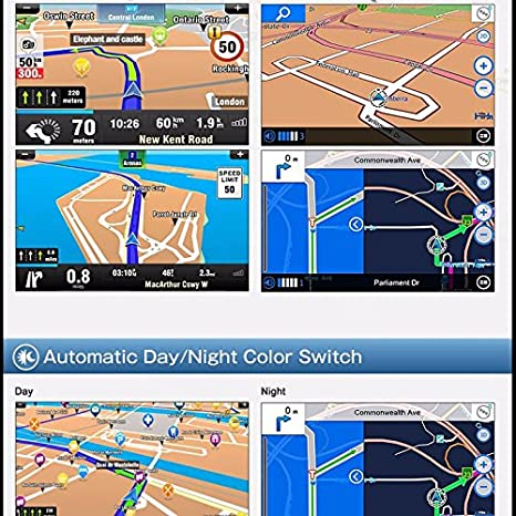 Amazon.com: Quanmin Newest Sygic GPS Map Card 8Gb SD/TF Card ...