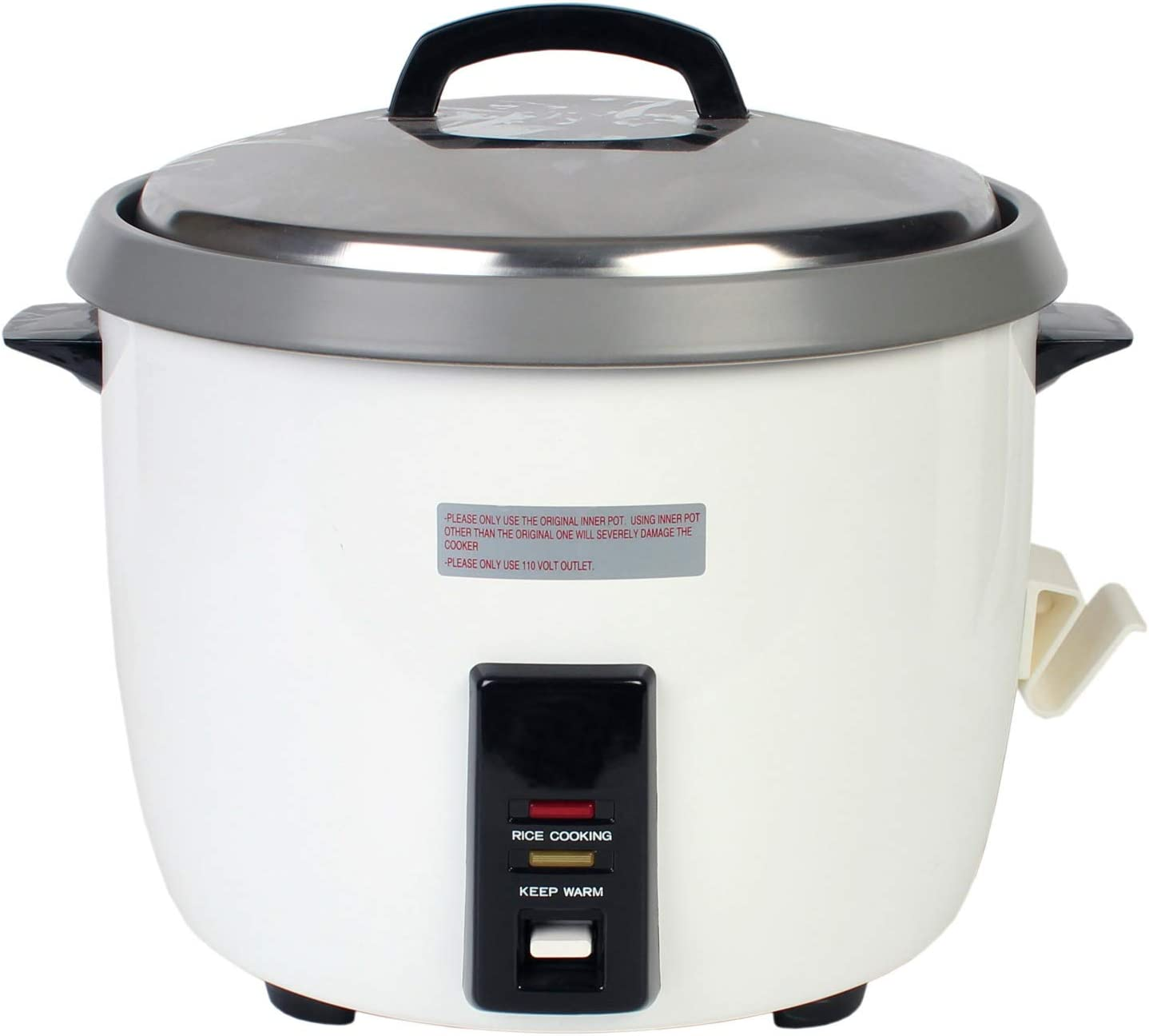 30 CUP RICE COOKER/WARMER-NONSTICK