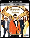 Kingsman 2: The Golden Circle (Bilingual) [4K Blu-ray + Digital Copy]