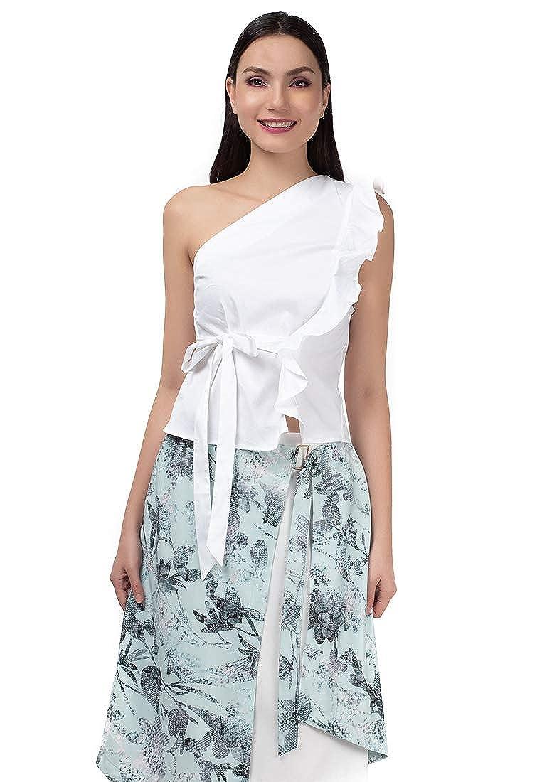 Plains and Prints Womens Marbella Kimmey Sleeveless Top