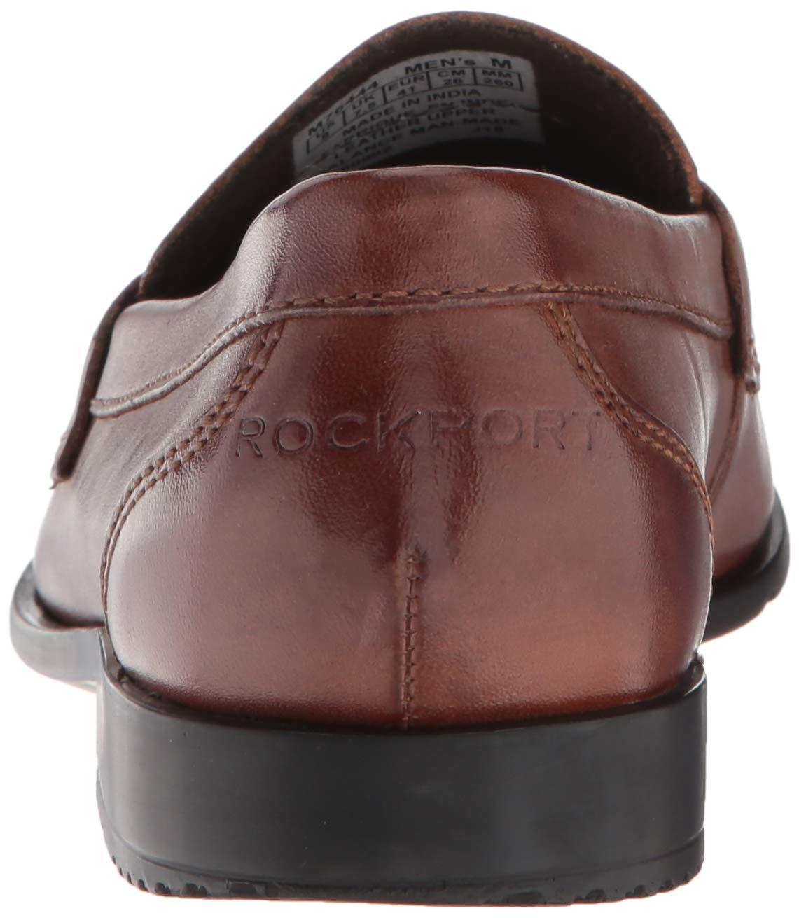Rockport Men's Classic Lite Penny Loafer, Cognac, - Choose ...