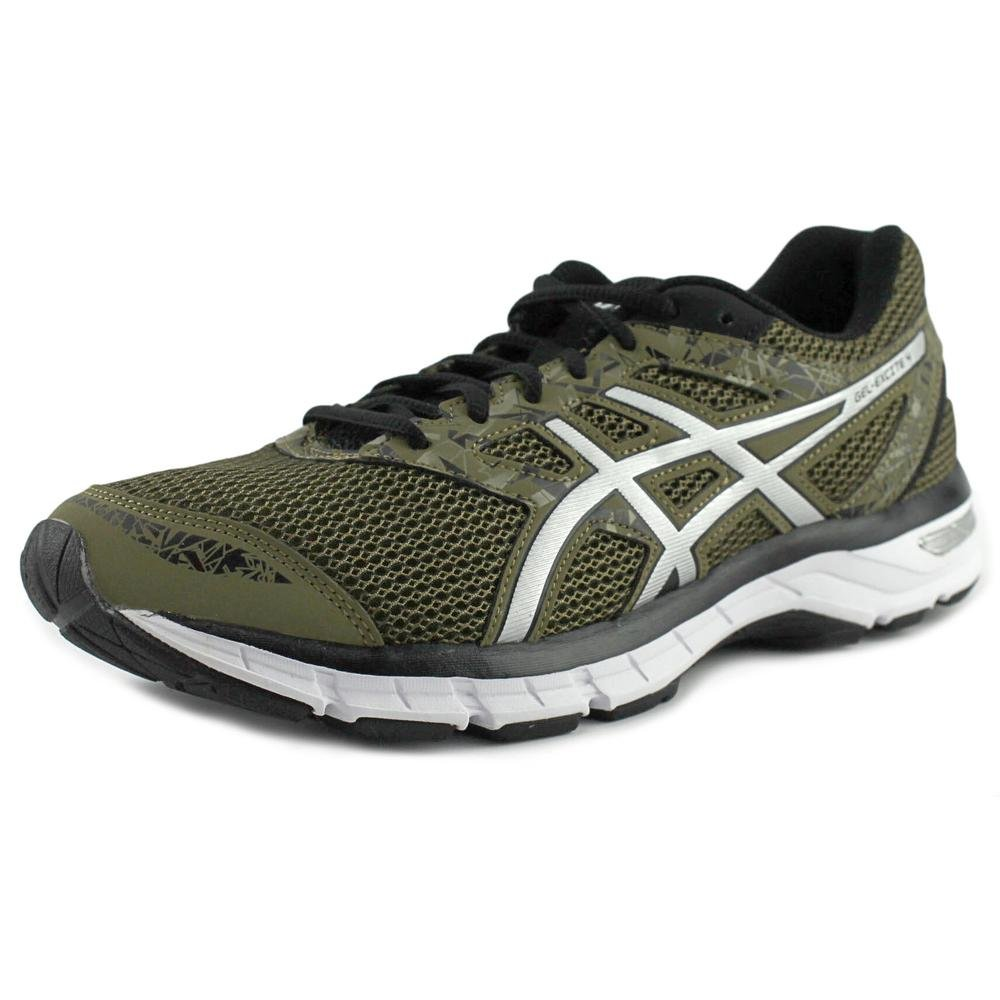 ASICS Men's Gel-Excite 4 Running Shoe B01N5RNBCS 12 D(M) US|Olive/Silver/Black