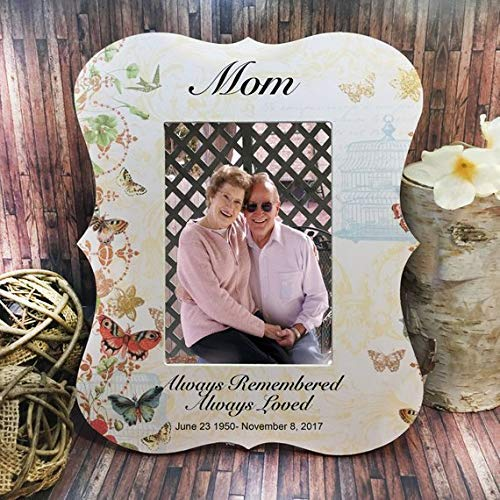 Amazoncom In Loving Memory Frame Wedding Memorial Frame Mother