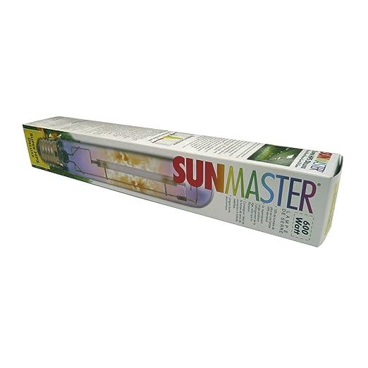 SunMaster 600 W hijo T + 95, 000 lúmenes: Amazon.es: Jardín