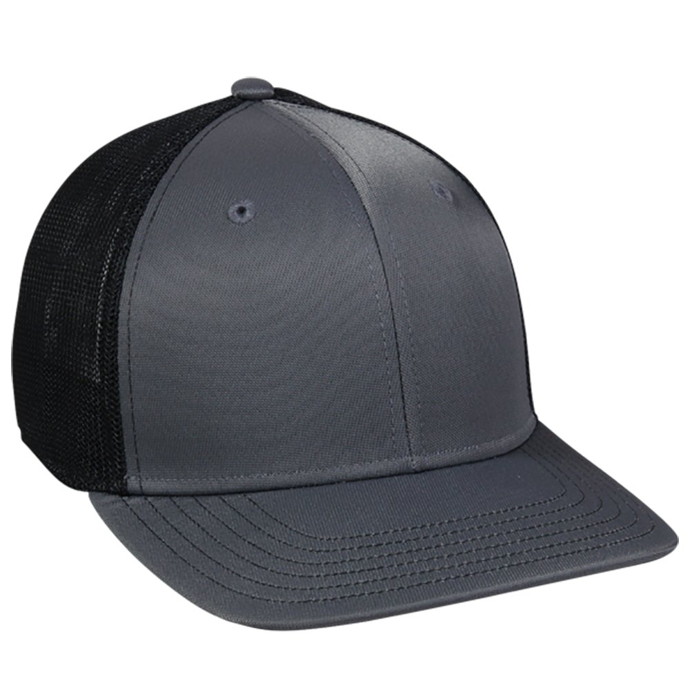 OutDoorCap HAT メンズ B0725GKGQF Medium / Large|グラファイト/ブラック グラファイト/ブラック Medium / Large