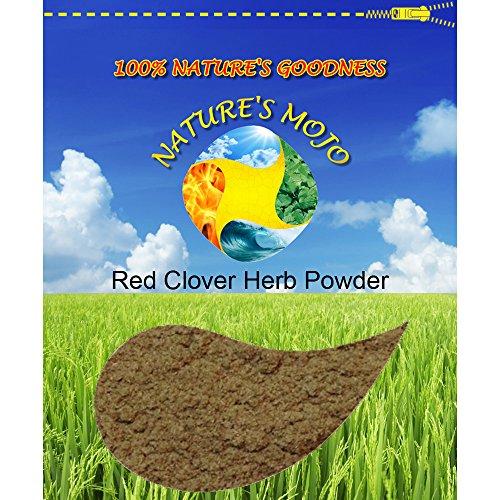 Mojo Красный клевер порошок травы 100G природы