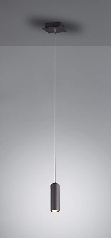 blanc mat Trio Leuchten Marley Suspension Pendel 1-flammig