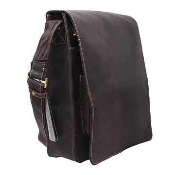 2d7f4135c9 Visconti - Sacoche bandoulière cuir - 2 Coloris - homme Jasper - oil-black:  Amazon.fr: Chaussures et Sacs