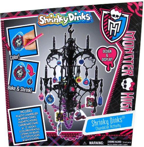 Tara Toys Monster High Shrinky Dinks Chandelier]()
