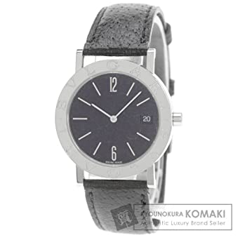 big sale 7eca0 8623b Amazon | BVLGARI(ブルガリ) BB33SLD ブルガリブルガリ 腕時計 ...