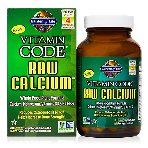 Vitamin Code Raw Calcium Vegetarian