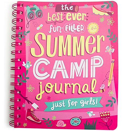 The Best Ever Fun-Filled Summer Camp Journal Just for Girls