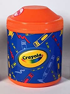 Crayola Thermal Food Container - Orange