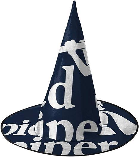 NUJSHF Original Pied Piper Logo Silicon Valley Sombrero de Bruja ...